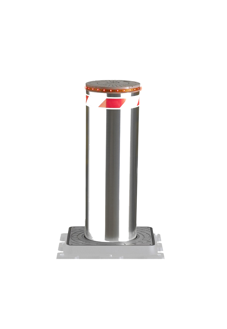 Crimsafe bollards hydraulic bollards